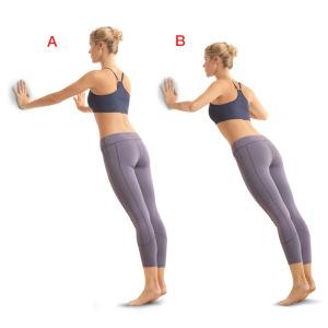 wall-pushups